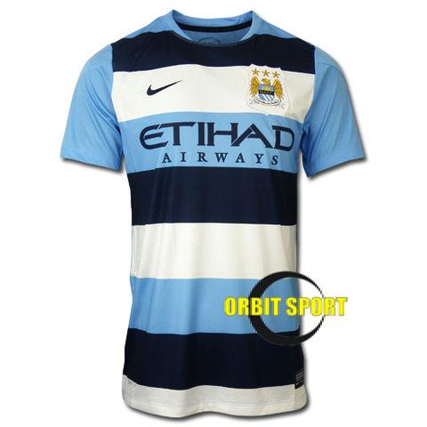 MANCHESTER CITY 13 14 5TO - uniformes deportivos orbit sport