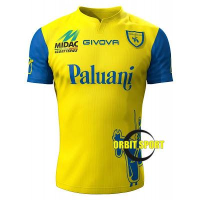 Chievo verona 13 14 uniformes deportivos orbit sport for Uniform verona